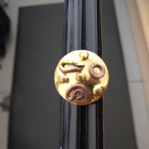 Solderer Brass/Copper Ring